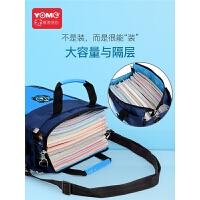 补习袋小学生手提袋男女儿童补习书包补课袋拎书袋美术袋