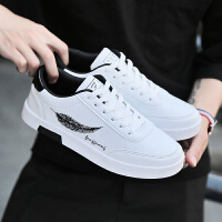 2018夏季新款小白鞋透气韩版板鞋休闲鞋子男士运动鞋男鞋学生潮鞋