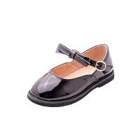 童鞋春季新款儿童皮鞋百搭女童鞋子漆皮公主时装单鞋