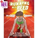 【中商海外直订】Running with Reed: Be a Better Somebody