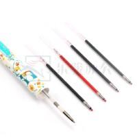 日本Zebra斑马J4SA11 4+1多功能水笔哆啦A梦 皮卡丘限定款0.5mm四色中性笔+0.5mm自动铅笔 学生彩