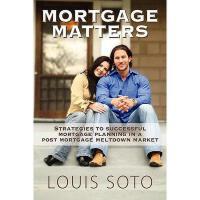 【预订】Mortgage Matters: Strategies to Successful Mortgage