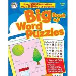 【预订】Big Book of Word Puzzles, Ages 8+