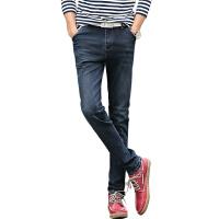 1号牛仔 时尚新款休闲修身小脚裤男牛仔裤