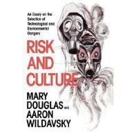 【预订】Risk and Culture: An Essay on the Selection of