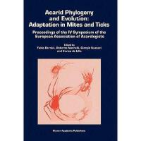 【预订】Acarid Phylogeny and Evolution: Adaptation in Mites