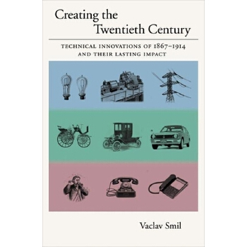 【预订】Creating the 20th Century: Technical Innovations of 1867-1914 and Their Lasting Impact 预订商品,需要1-3个月发货,非质量问题不接受退换货。