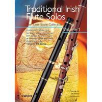 【预订】Traditional Irish Flute Solos - Volume 1: The Turoe