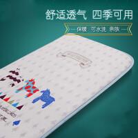婴儿床垫被床褥子四季通用新生儿童床垫被幼儿园宝宝小床垫子棉