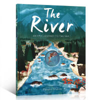 英文原版 The River: An Epic Journey to the Sea 大自然的秘密:河流 海洋的史诗旅