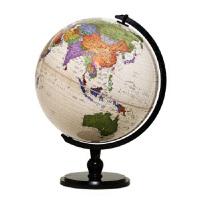 博目地球仪32cm中英文仿古地球仪(炫影黑架) 北京博目地图制品有限公司 测绘出版社【店主推荐,正版品质,无忧售后】