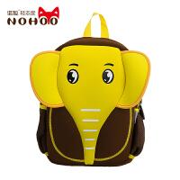 新款宝宝小书包1-3岁幼儿园男女背包可爱大象肩负双肩包