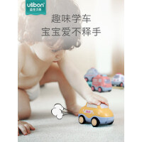 益生贝美宝宝玩具车儿童惯性小汽车回力车婴儿消防车男孩1-2-3岁