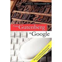 【预订】From Gutenberg to Google: Electronic Representations