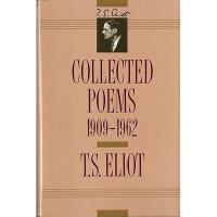 【预订】Collected Poems, 1909-1962