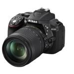 尼康 D5300(18-105mm)套机 数码单反相机 2410万高清像素