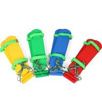 智能器材感统训练器材 儿童双人多人同步游戏鞋幼儿园团队协力板体