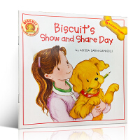 英文原版 My First I Can Read Biscuit's Show and Share Day小饼干系列