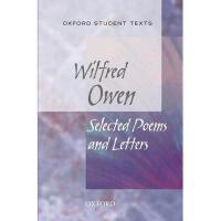 【预订】Wilfred Owen: Selected Poems and Letters