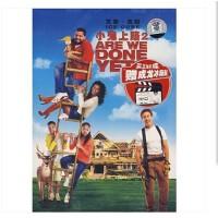 原装正版 经典纪录片 电影 小鬼上路2(DVD-9)