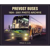 【预订】Prevost Buses: 1924-2002 Photo Archive