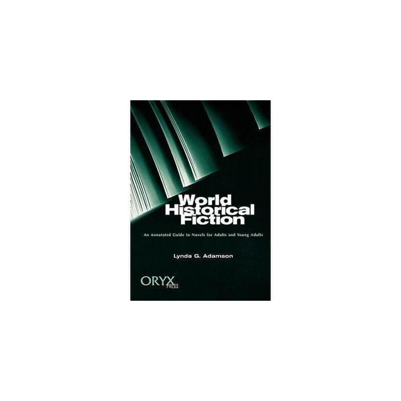 【预订】World Historical Fiction: An Annotated Guide to 美国库房发货,通常付款后3-5周到货!