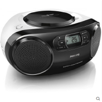 Philips/飞利浦 AZ330T CD机 USB FM 蓝牙音响收录机面包机胎教机
