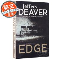 边缘 英文原版 Edge 侦探小说 进口书 杰佛瑞迪佛 美国当代作家