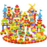 积木拼装玩具6-7-8-10岁男孩儿童玩具1-2-3周岁4智力拼接