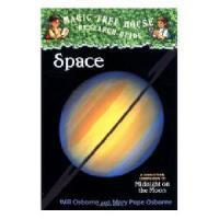 英文原版儿童书 Magic Tree House Research Guide #6: Space 神奇树屋小百科系列