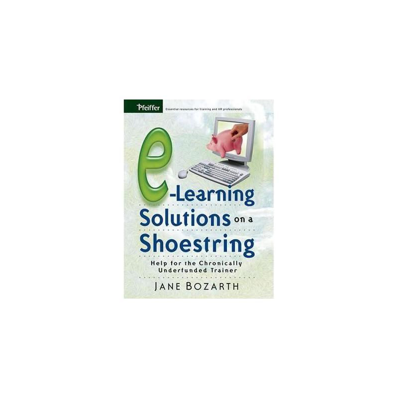 【预订】E-Learning Solutions On A Shoestring: Help For The 美国库房发货,通常付款后3-5周到货!