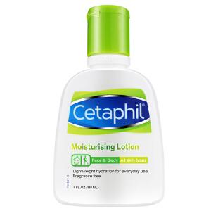 丝塔芙Cetaphil保湿润肤乳 温和补水乳液 孕妇婴儿安心使用专柜 118ml敏感肌肤适用
