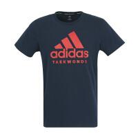 adidas/阿迪达斯男款运动短袖T恤ADICTT-DBUR