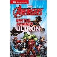 【现货】英文原版儿童书DK Adventures: Marvel The Avengers: Battle Again