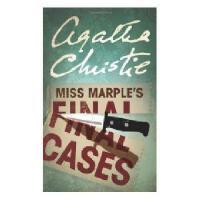 英文原版 Miss Marple's Final Cases 马普尔小姐探案 阿加莎侦探系列