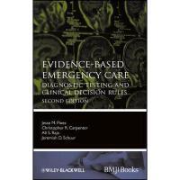 【预订】Evidence-Based Emergency Care: Diagnostic Testing