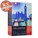 诺顿英国文学选集 英文原版 第9版第2卷 The Norton Anthology of English Litera