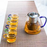 功夫茶具套装加厚小品茗杯