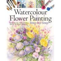 【预订】Watercolour Flower Painting Step-By-Step