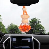 车载香水挂件悬挂式汽车香水瓶精油香薰吊坠