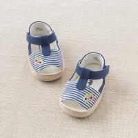 [2件3折价:48.9]戴维贝拉夏季新款宝宝婴儿鞋 软底步前鞋DB6986