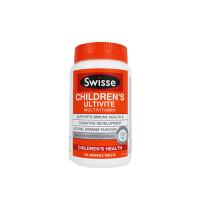 【包邮包税】当当海外购Swisse 儿童复合维生素咀嚼片120片/二瓶装
