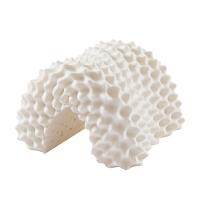 泰国进口原料天然乳胶颗粒按摩乳胶枕