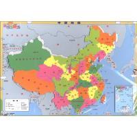 磁乐宝拼图:中国地图 唐建军 中国地图出版社 9787520403948
