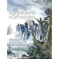 【预订】Drawing and Painting Fantasy Landscapes and