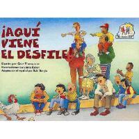 【预订】Aqui Viene el Desfile!