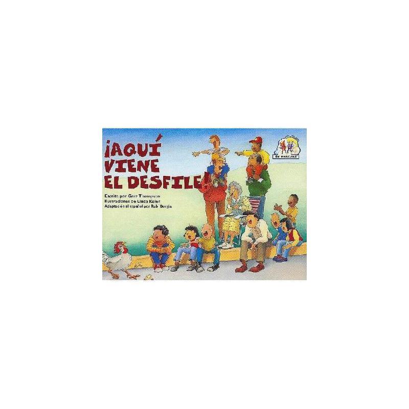 【预订】Aqui Viene el Desfile! 美国库房发货,通常付款后3-5周到货!