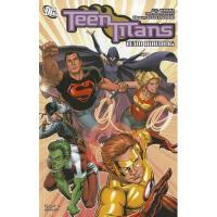 【预订】Teen Titans: Team Building