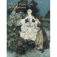 【预订】Dulac's Fairy Tale Illustrations: In Full Color
