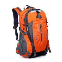登山包户外大容量防水运动健身包徒步旅行登山包大容量野营双肩包